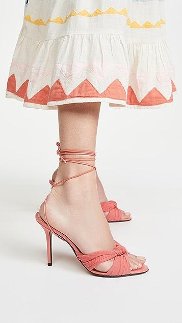 Alevi Milano Vichy Sandals