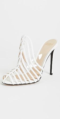 Alevi Milano - 110mm Alessandra 穆勒鞋