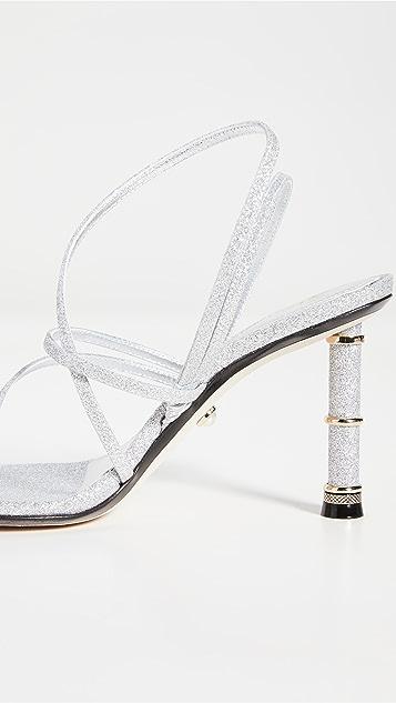 Alevi Milano Carlotta 90mm 凉鞋