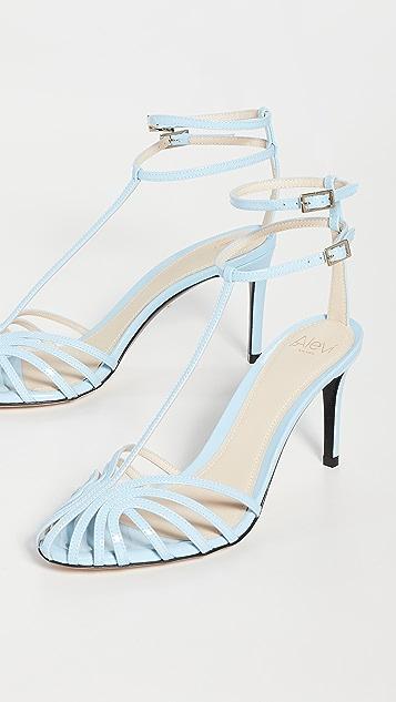 Alevi Milano Anna 80mm 浅口高跟鞋