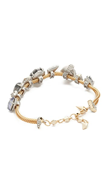 Alexis Bittar Soft Station Bracelet