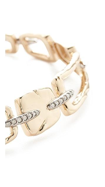 Alexis Bittar Link Choker Necklace