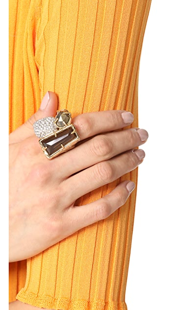 Alexis Bittar Quartz Ring