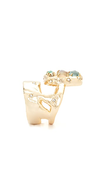 Alexis Bittar Assorted Stone Ring