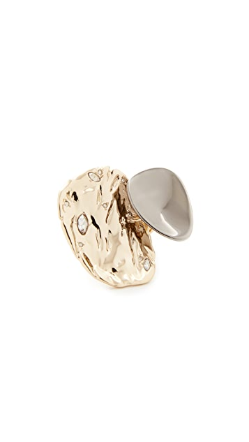 Alexis Bittar Hammered Ring