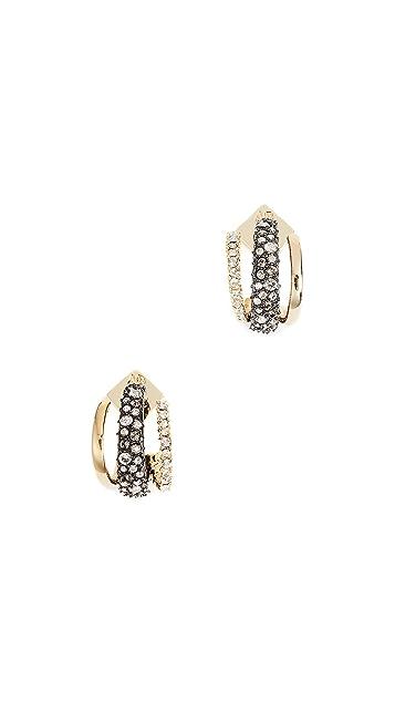 Alexis Bittar Floating Orbit Earrings