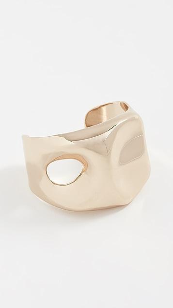 Alexis Bittar Watery Cuff Bracelet