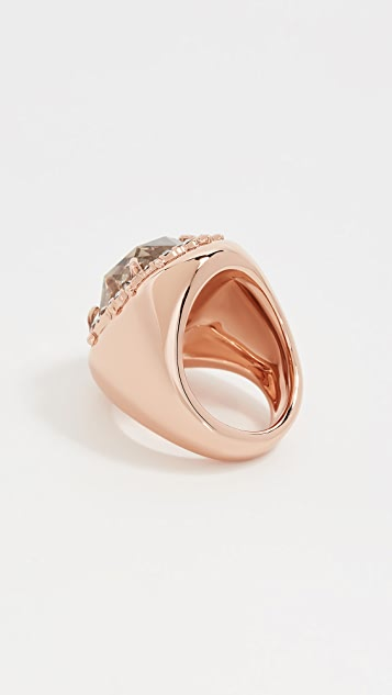 Alexis Bittar Halo Signet Ring