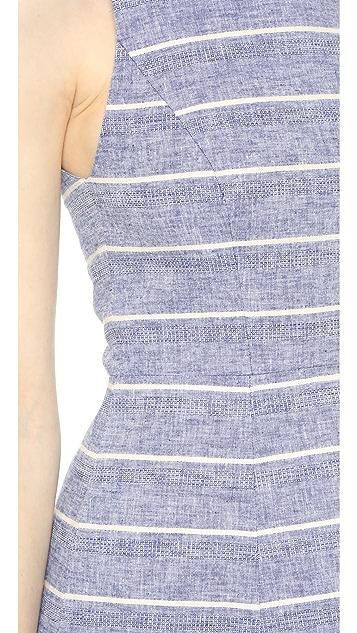 alice + olivia Lindsey Structured Dress
