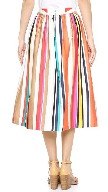 alice + olivia Nikola Full Skirt