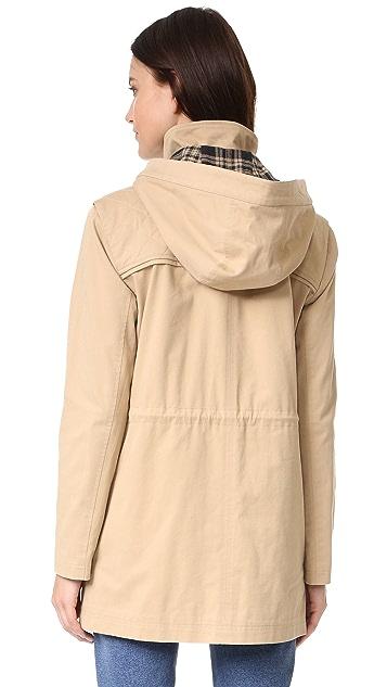 alice + olivia Atticus Oversized Jacket