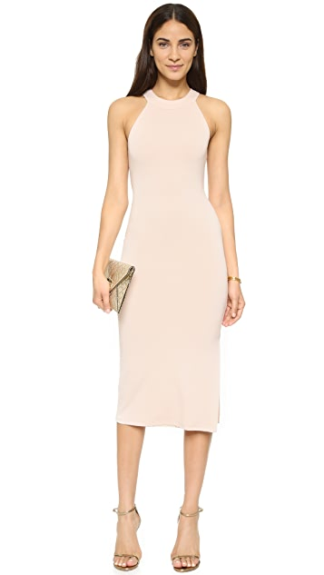 alice + olivia AIR Lumi Fitted Dress
