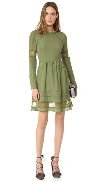 alice + olivia Janae Dress
