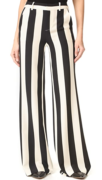 alice + olivia Paulette Wide Leg Pants
