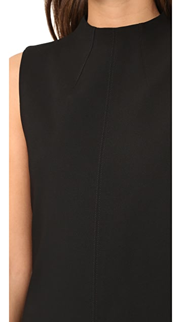 alice + olivia Aris Drop Waist Shift Dress