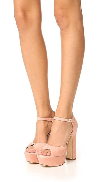 64032702900b ... alice + olivia Layla Platform Sandals ...