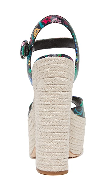 alice + olivia Gwenn Platform Sandals