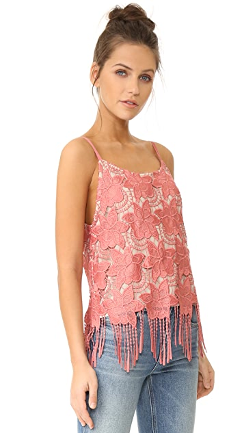 alice + olivia Waverly Loose Cami