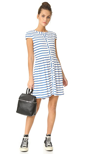 alice + olivia York Button Down Dress