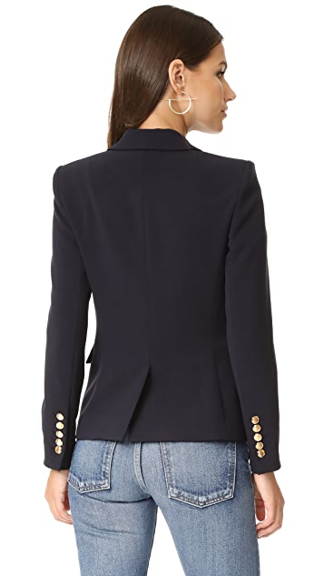 alice + olivia Greyson Double Button Blazer
