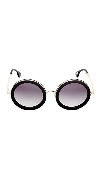 alice + olivia Beverly Sunglasses