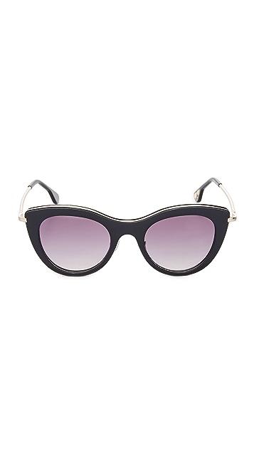 alice + olivia Gansevoort Sunglasses