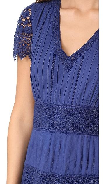 alice + olivia Anabel Flare Dress