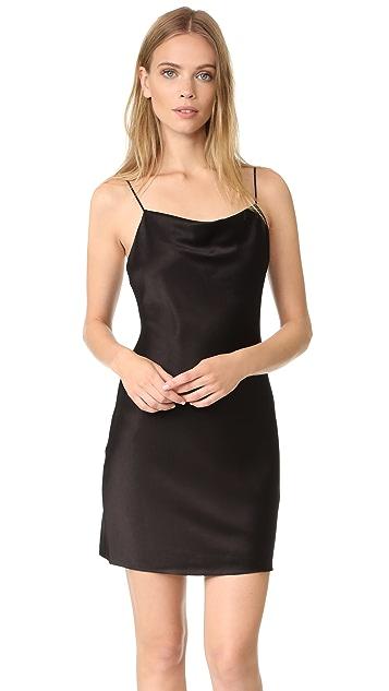 Alice Olivia Harmony Drapey Slip Dress Shopbop