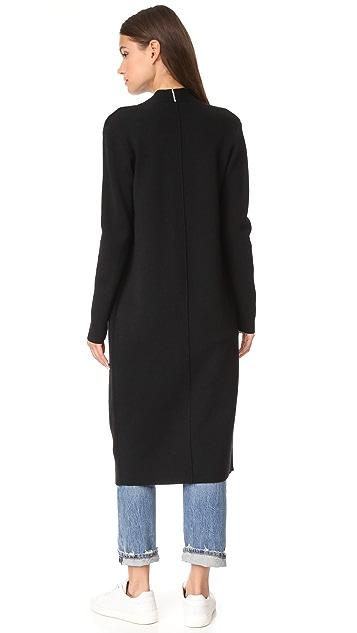 alice + olivia Lucila Foldover Collar Jacket