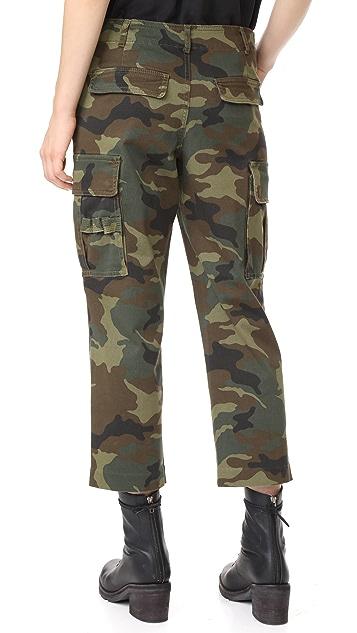 alice + olivia Johnsie Cargo Pants