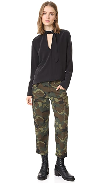alice + olivia Johnsie Cargo Pants