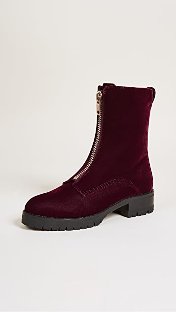 alice + olivia Dustin Zip Boots
