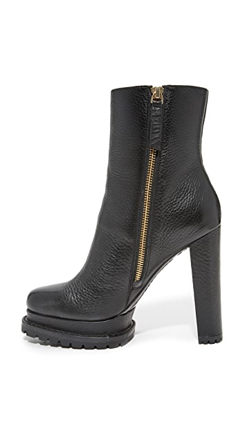 alice + olivia Holden Shearling Boots