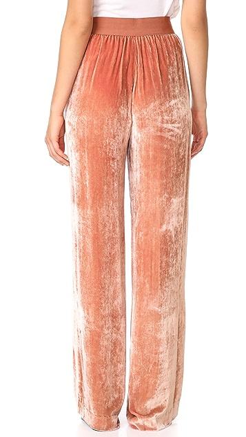 alice + olivia Raquel Wide Leg Pants