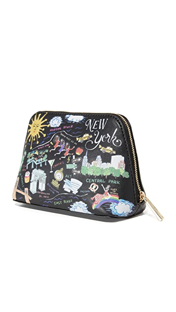 alice + olivia Nikki Comsetic Bag