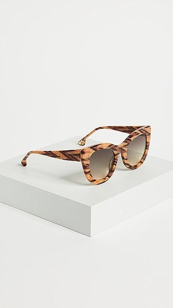 alice + olivia Delancey Sunglasses