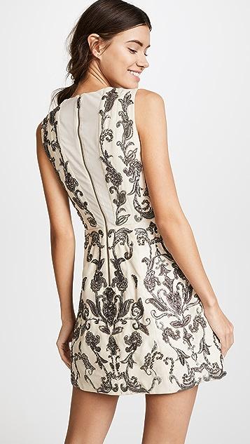 alice + olivia Prescilla Embellished Dress