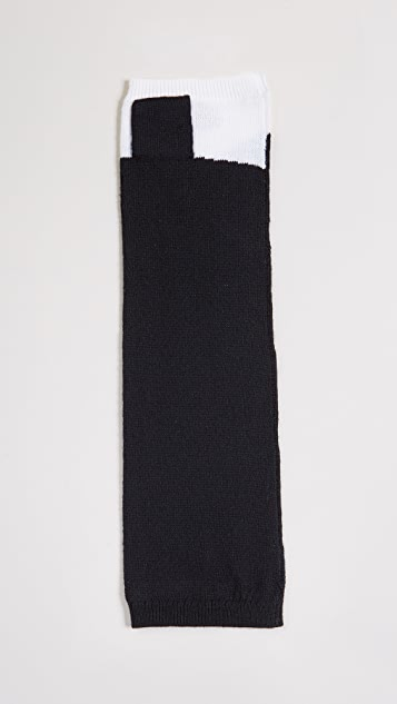 alice + olivia Stace Face Long Fingerless Gloves