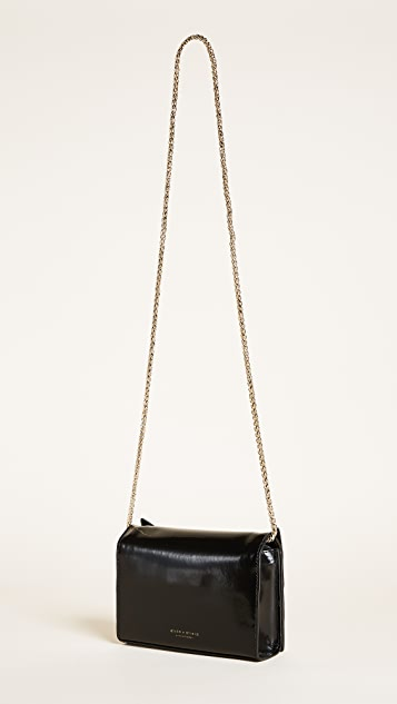 alice + olivia Clee Stace Cat Cross Body Bag