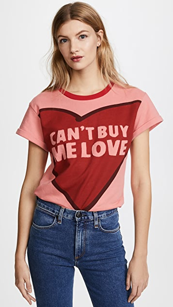 alice + olivia x The Beatles Palmer Tee