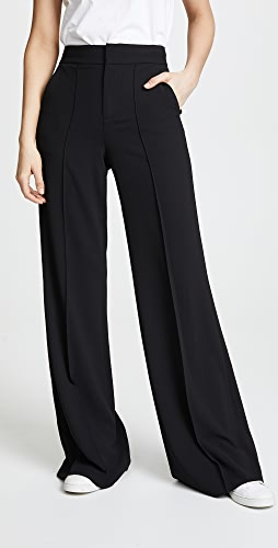 alice + olivia - Dylan High Waisted Leg Pants