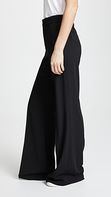 alice + olivia Dylan High Waisted Leg Pants