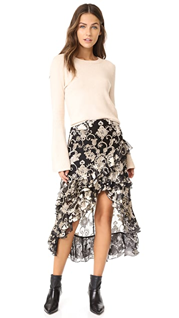 alice + olivia Sasha Skirt
