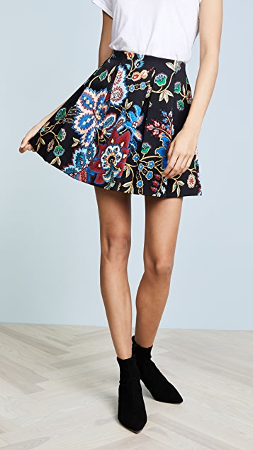 alice + olivia Connor Skirt