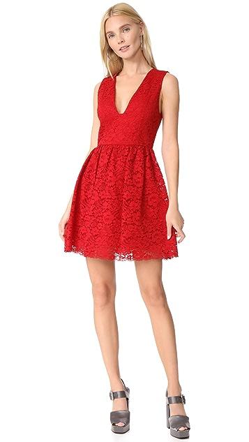 alice + olivia Kappa Party Dress