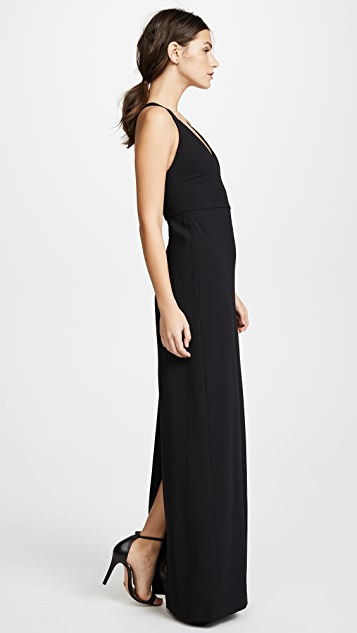 alice + olivia Brianna Maxi Dress