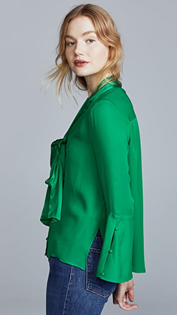 alice + olivia Meredith Blouse