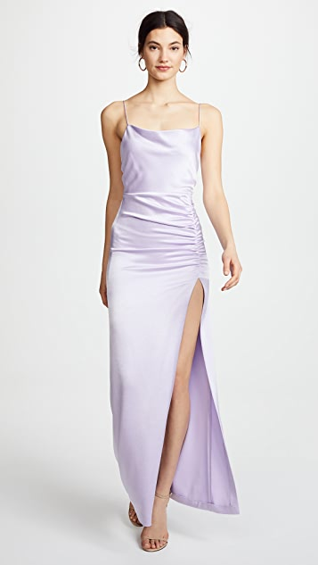alice + olivia Diana Maxi Dress