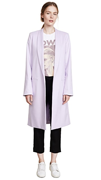 alice + olivia Kylie Collar Jacket