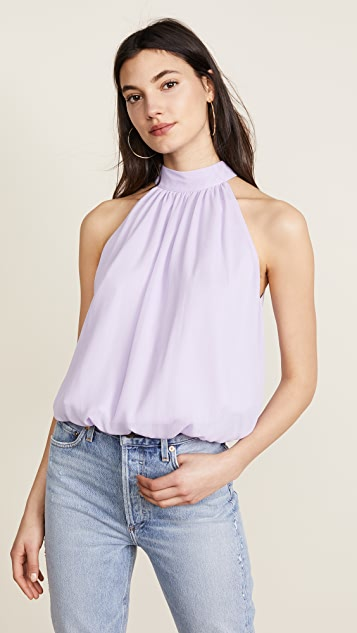 Maris Halter Top by Alice + Olivia